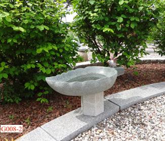 Japanese Zen Garden Ornaments   Bird Baths
