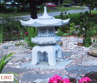 Japanese Zen Garden Ornaments   Lanterns
